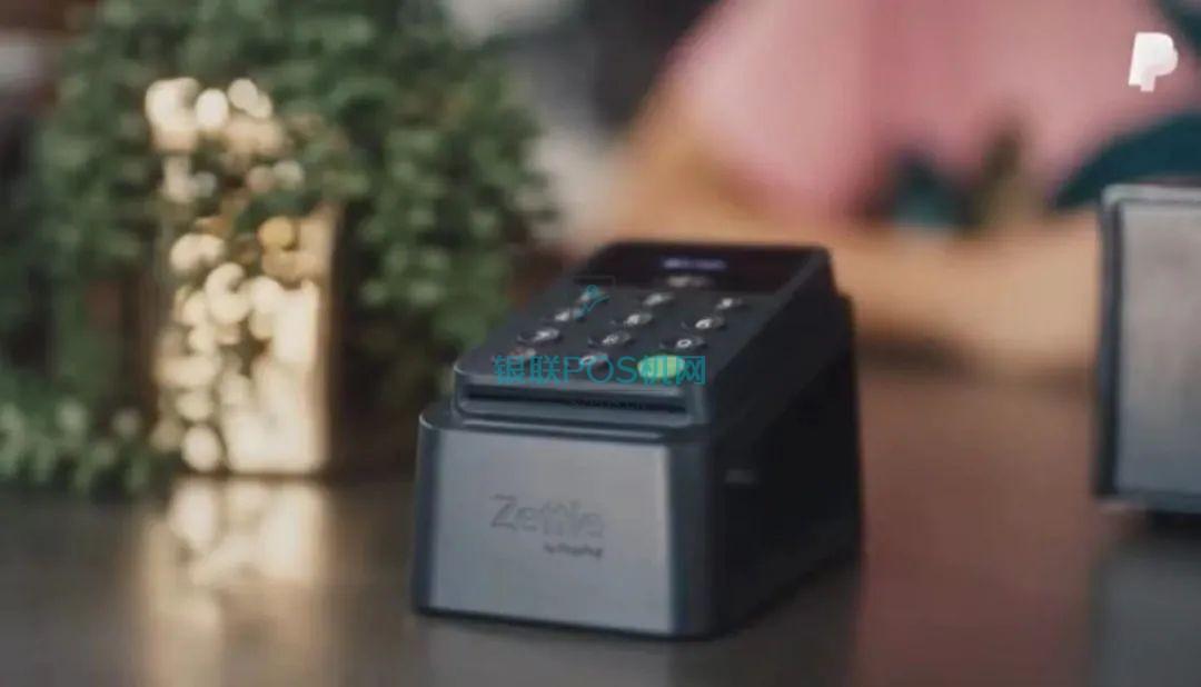 PayPal宣布推出Zettle小微企业的POS解决方案